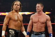 Cena&Michaels RAW 5.1.09
