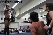 DDT20131215 - Yukio Sakaguchi