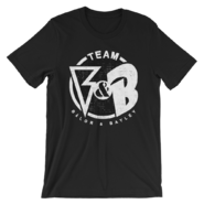 FINN BÁLOR & BAYLEY MMC TEAM B&B UNISEX T-SHIRT