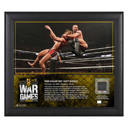 Finn Bálor WarGames 2019 15x17 Limited Edition Plaque