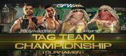 GFW Tag Title Tournament (Bollywood Boyz vs Akbars)