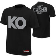 Kevin Owens KO Fight T-Shirt