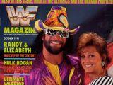 WWF Magazine - October 1991