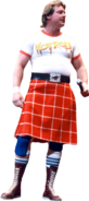 Roddy piper pipers pit by timinater94