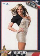 2013 TNA Impact Glory Wrestling Cards (Tristar) Velvet Sky 65