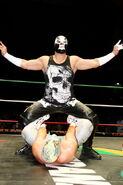 CMLL Martes Arena Mexico 3-14-17 11