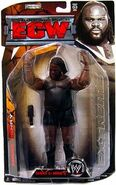 ECW Wrestling Action Figure Series 5 Mark Henry