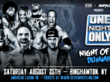 Impact One Night Only: Night of the Dummies