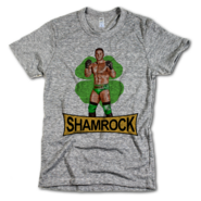 Ken Shamrock Illustration B by 500 Level T-Shirt