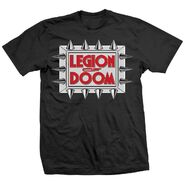 Legion of Doom LOD Logo T-Shirt