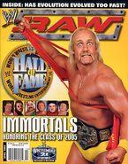 Raw Magazine Apr 2005