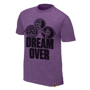 Velveteen Dream Dream Over Authentic T-Shirt