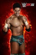 WWE 2K15 Darren Young