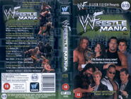 WWF Wrestlemania XVI - Cover