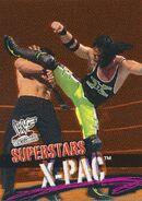 2001 WWF WrestleMania (Fleer) X-Pac 30