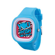 Dolph Ziggler Flex Watch - Teal