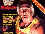 WWF Magazine - February/March 1986