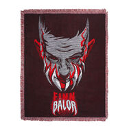 Finn Bálor Tapestry Throw Blanket