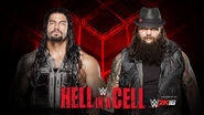 HIAC 2015 Reigns v Wyatt