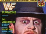 WWF Magazine - January 1992