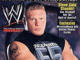 WWE Magazine - June 2003