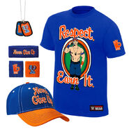 John Cena Respect. Earn It. Youth T-Shirt Package