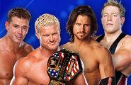 Match United States Championship Fatal 4-Way Match (Winner )