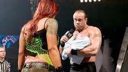 RAW 11-8-04 Snitsky and Lita segment