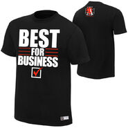 The Authority Best For Business T-Shirt