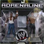 WWE Adrenaline Series 26 Shad & JTG