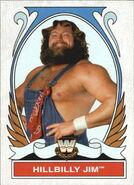 2008 WWE Heritage IV Trading Cards (Topps) Hillbilly Jim 84
