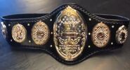 AEW Womens World Championship Belt