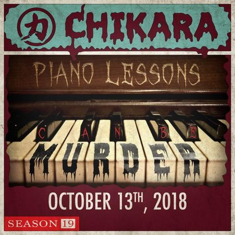 Post image of CHIKARA Piano Lessons Can Be Murder