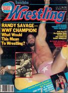 Inside Wrestling - May 1986