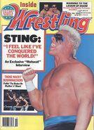 Inside Wrestling - October 1990