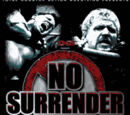 No Surrender 2005