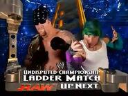 RAW 7-1-02 Jeff Hardy v The Undertaker