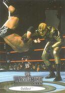 2003 WWE WrestleMania XIX (Fleer) Goldust 23