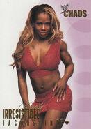 2004 WWE Chaos (Fleer) Jacqueline 78