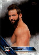 2016 WWE (Topps) Then, Now, Forever Zack Ryder 152