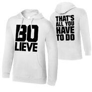 Bo Dallas BOLIEVE Pullover Hoodie Sweatshirt