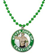John Cena Salute the Cenation Pendant