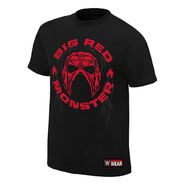 Kane Big Red Monster Authentic T-Shirt
