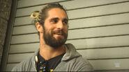 Seth Rollins (WWE Superstar Ink) 4