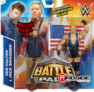 WWE Battle Packs 35 - The Real Americans