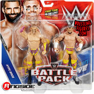 WWE Battle Packs 48 Hype Bros