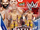 WWE Battle Packs 48 Hype Bros