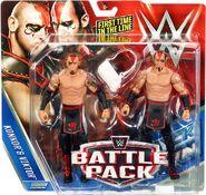 WWE Battle Packs 50 The Ascension - Konnor & Viktor