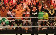 WWE ECW 29-9-09 4 Man Tag Team 007