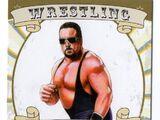 2016 Leaf Signature Series Wrestling Scott Norton (No.75)